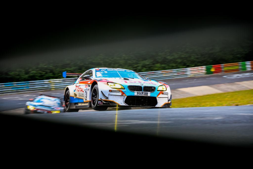 Henry Walkenhorst Andreas Ziegler Friedrich von Bohlen Walkenhorst Motorsport BMW M6 GT3 Nürburgring Langstrecken-Serie Nürburgring-Nordschleife