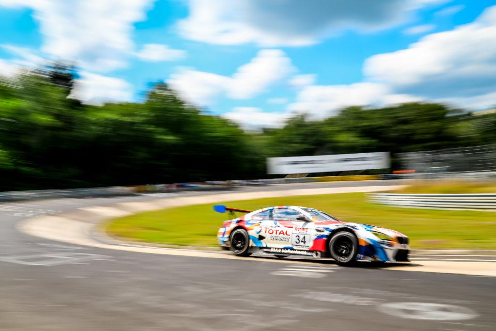 David Pittard Christian Krognes Walkenhorst Motorsport BMW M6 GT3 Nürburgring Langstrecken-Serie Nürburgring-Nordschleife