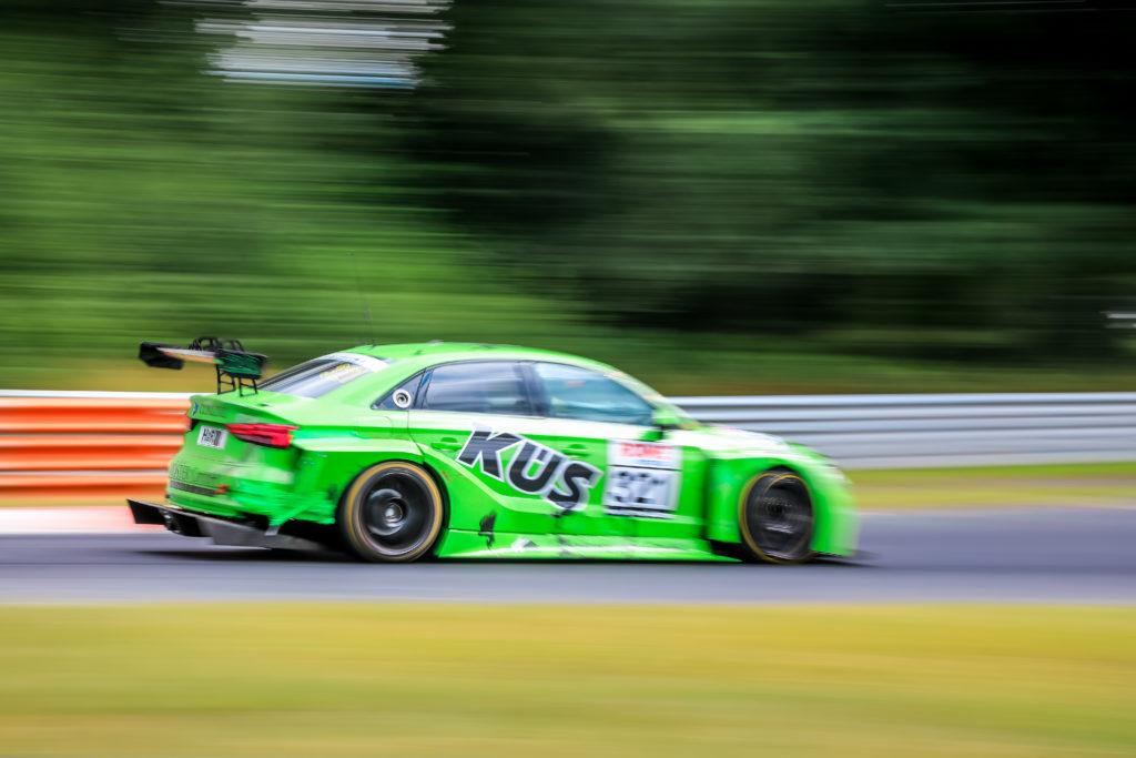 Kristian Jepsen Jan Sorensen Audi RS3 LMS Nürburgring Langstrecken-Serie Nürburgring-Nordschleife