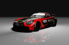 Tim Heinemann HP Racing International Mercedes AMG DTM Trophy