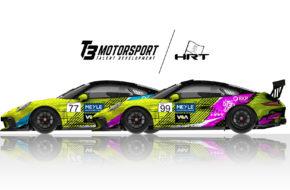 T3 Motorsport Porsche Carrera Cup