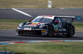 Robert Renauer Sven Müller Herberth Motorsport Porsche 911 GT3 R ADAC GT Masters Lausitzring