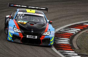 Erik Johansson Jens Klingmann MRS GT-Racing BMW M6 GT3 ADAC GT Masters Nürburgring