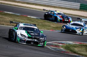 Henric Skoog Nick Yelloly Schubert Motorsport BMW M6 GT3 ADAC GT Masters Lausitzring