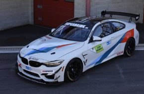 Luke Wankmüller FK Performance BMW M4 DTM Trophy