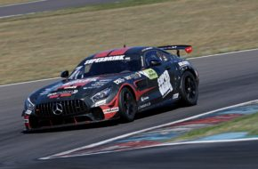 Jan Philipp Springob SUPERDRINK by Bremotion Mercedes-AMG DTM Trophy Lausitzring