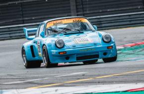 Nick Salewsky Edgar Salewsky Porsche 911 RSR Youngtimer Trophy Assen
