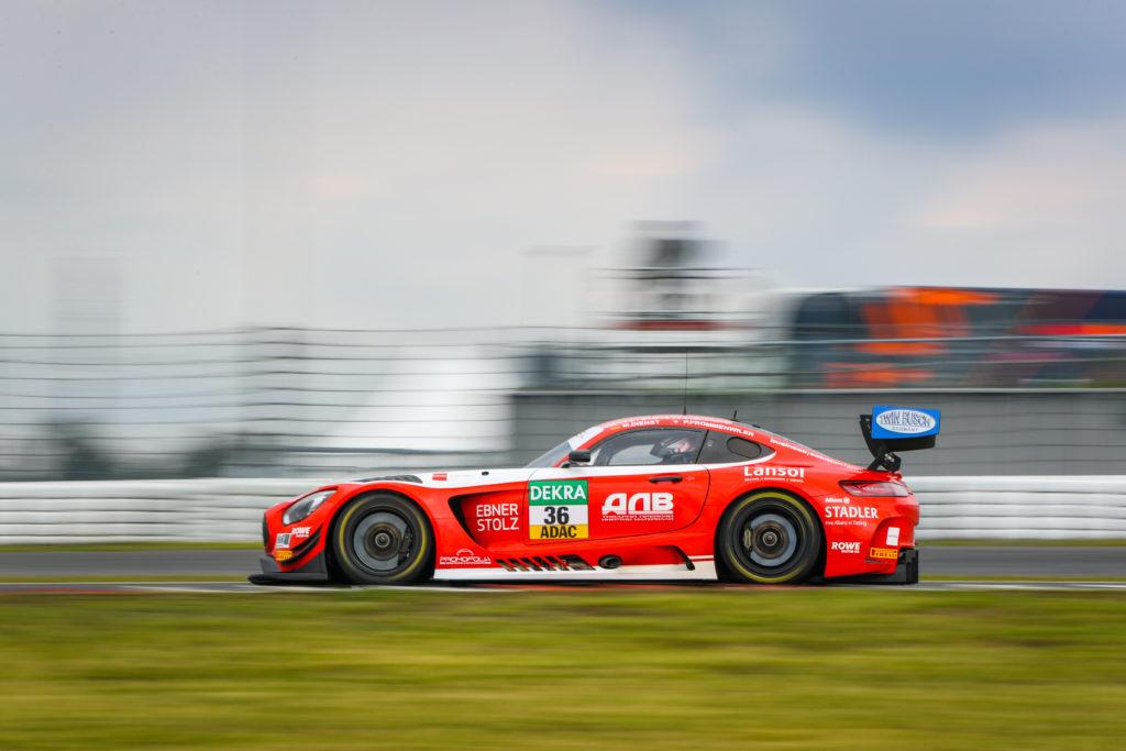Marvin Dienst Philipp Frommenwiler Schütz Motorsport Mercedes-AMG GT3 ADAC GT Masters Nürburgring