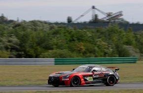 Tim Heinemann HP Racing International Mercedes-AMG DTM Trophy Lausitzring