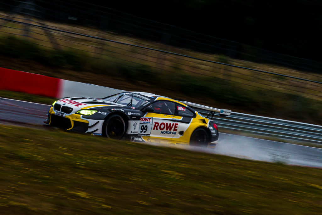 Stef Dusseldorp Nick Catsburg ROWE Racing BMW M6 GT3 Nürburgring Langstrecken-Serie Nürburgring-Nordschleife