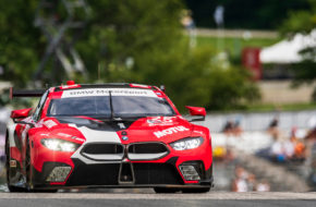 Connor de Phillippi Bruno Spengler BMW Team RLL BMW M8 GTE IMSA WeatherTech SportsCar Championship Road America