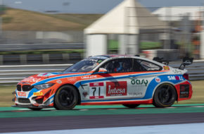 Stefano Valli Paolo Meloni W&D Racing Team BMW M4 GT4 GT4 European Series Misano