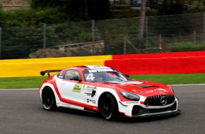 Jan Kisiel Leipert Motorsport Mercedes-AMG DTM Trophy Spa Francorchamps