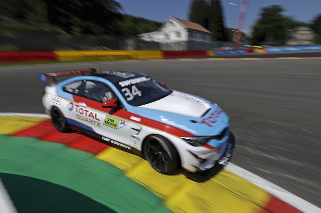 Ben Tuck Walkenhorst Motorsport BMW M4