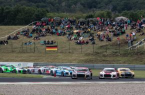 Audi Sport Seyffarth R8 LMS Cup Maximilian Paul