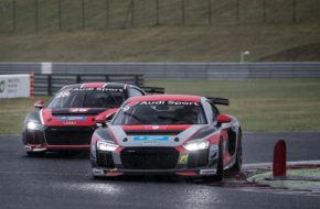 Maximilian Paul Audi Sport Seyffarth R8 LMS Cup Most