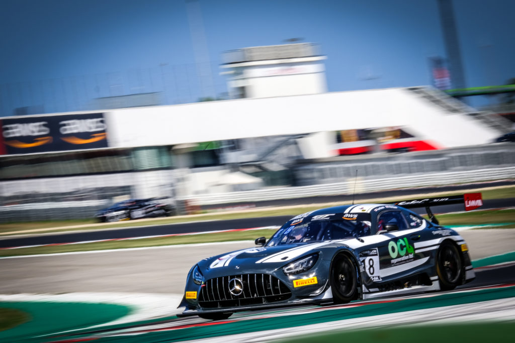 Lee Mowle Phil Keen ERC Sport Mercedes-AMG GT3 GT World Challenge Europe Sprint Cup Misano