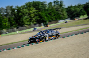 Nick Yelloly Karim Ojjeh Gilles Vannelet Boutsen Ginion Racing BMW M6 GT3 GT World Challenge Europe Endurance Cup Imola