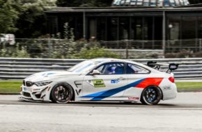 Luke Wankmüller FK Performance BMW M4 DTM Trophy Spa