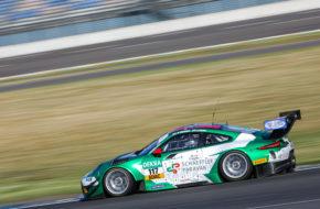 Norbert Siedler Martin Ragginger Space Drive Racing operated by Küs Team75 Bernhard Porsche 911 GT3 R ADAC GT Masters Lausitzring