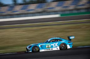 Luca Stolz Maro Engel Toksport WRT Mercedes-AMG GT3 ADAC GT Masters Lausitzring