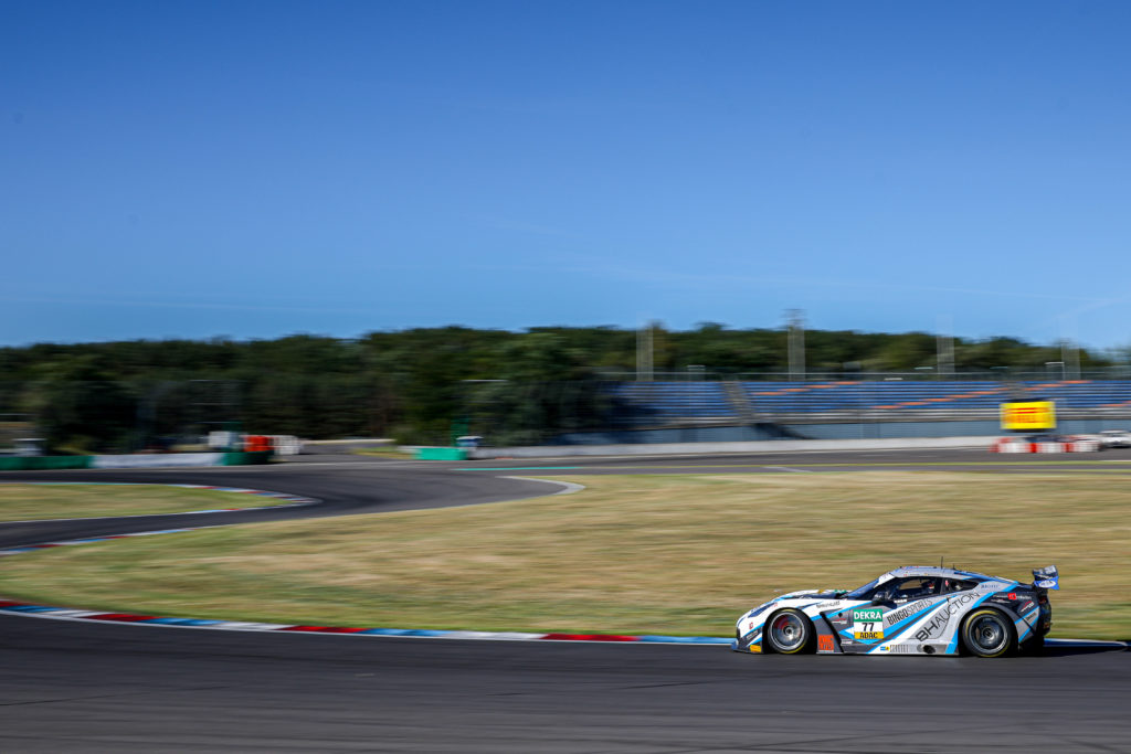 Markus Pommer Jeffrey Schmidt Callaway Competition Corvette C7 GT3-R ADAC GT Masters Lausitzring