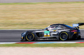 Marvin Dienst Philipp Frommenwiler Schütz Motorsport Mercedes-AMG GT3 ADAC GT Masters Lausitzring