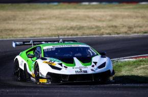 Albert Costa Franck Perera Grasser Racing Team Lamborghini Huracan GT3 ADAC GT Masters Lausitzring