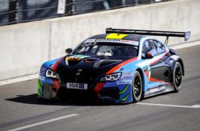 Nicolai Sylvest Jens Klingmann MRS GT-Racing BMW M6 GT3 ADAC GT Masters Lausitzring