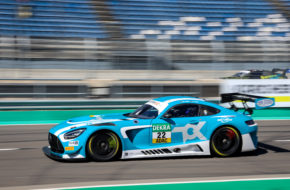 Maro Engel Luca Stolz Toksport WRT Mercedes-AMG GT3 ADAC GT Masters Lausitzring