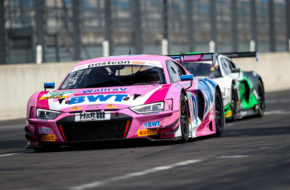 Igor Walilko Mike Beckhusen BWT Mücke Motorsport Audi R8 LMS GT3 ADAC GT Masters Lausitzring