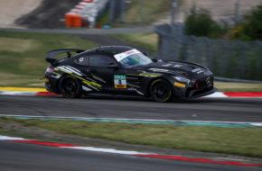 Marvin Dienst Marcus Suabo DLV-Team Schütz Motorsport Mercedes-AMG GT4 ADAC GT4 Germany Nürburgring