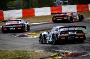 Markus Pommer Jeffrey Schmidt Callaway Competition Corvette C7 GT3-R ADAC GT Masters Nürburgring