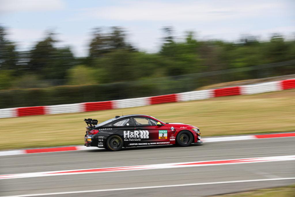 Michael Schrey Gabriele Piana Hofor Racing by Bonk Motorsport BMW M4 GT4 ADAC GT4 Germany Nürburgring