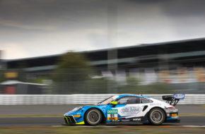 Michael Joos Julien Andlauer Joos Sportwagentechnik Porsche 911 GT3 R ADAC GT Masters Nürburgring