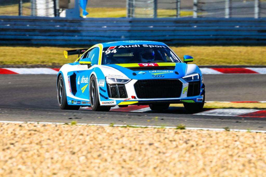 Tom Spitzenberger Audi Sport Seyffarth R8 LMS Cup Nürburgring
