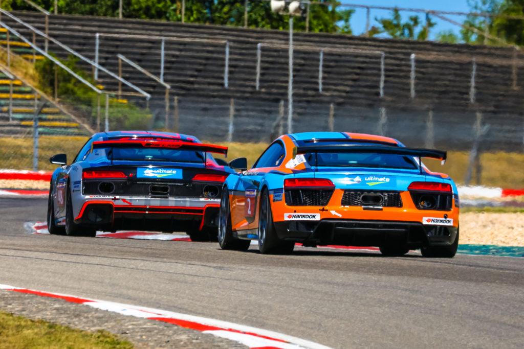 Frank Schmickler Audi Sport Seyffarth R8 LMS Cup Nürburgring