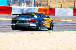 Tim Reiter Audi Sport Seyffarth R8 LMS Cup Nürburgring