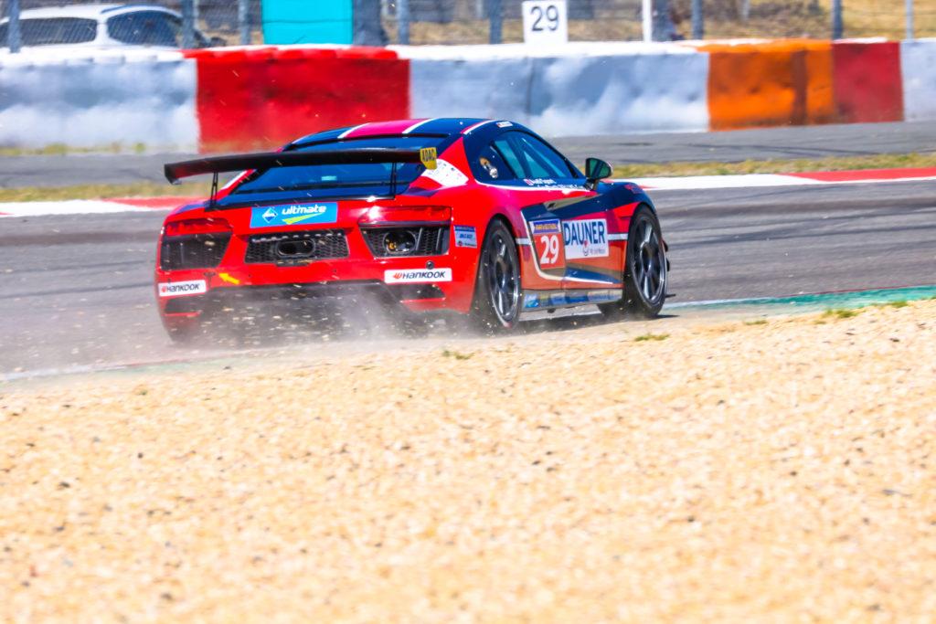 Patrick Schneider Audi Sport Seyffarth R8 LMS Cup Nürburgring