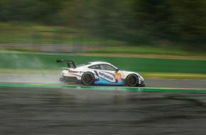 Egidio Perfetti Laurents Hörr Matteo Cairoli Project 1 Porsche 911 RSR FIA WEC Spa-Francorchamps