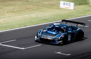Tommaso Mosca Mattia Drudi Attempto Racing Audi R8 LMS GT3 GT World Challenge Europe Sprint Cup Misano