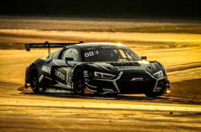 Charles Weerts Dries Vanthoor Belgian Audi Club Team WRT Audi R8 LMS GT3 GT World Challenge Europe Sprint Cup Misano