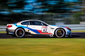 Martin Tomczyk Sheldon van der Linde BMW Team Schnitzer BMW M6 GT3 Nürburgring Langstrecken-Serie Nürburgring-Nordschleife