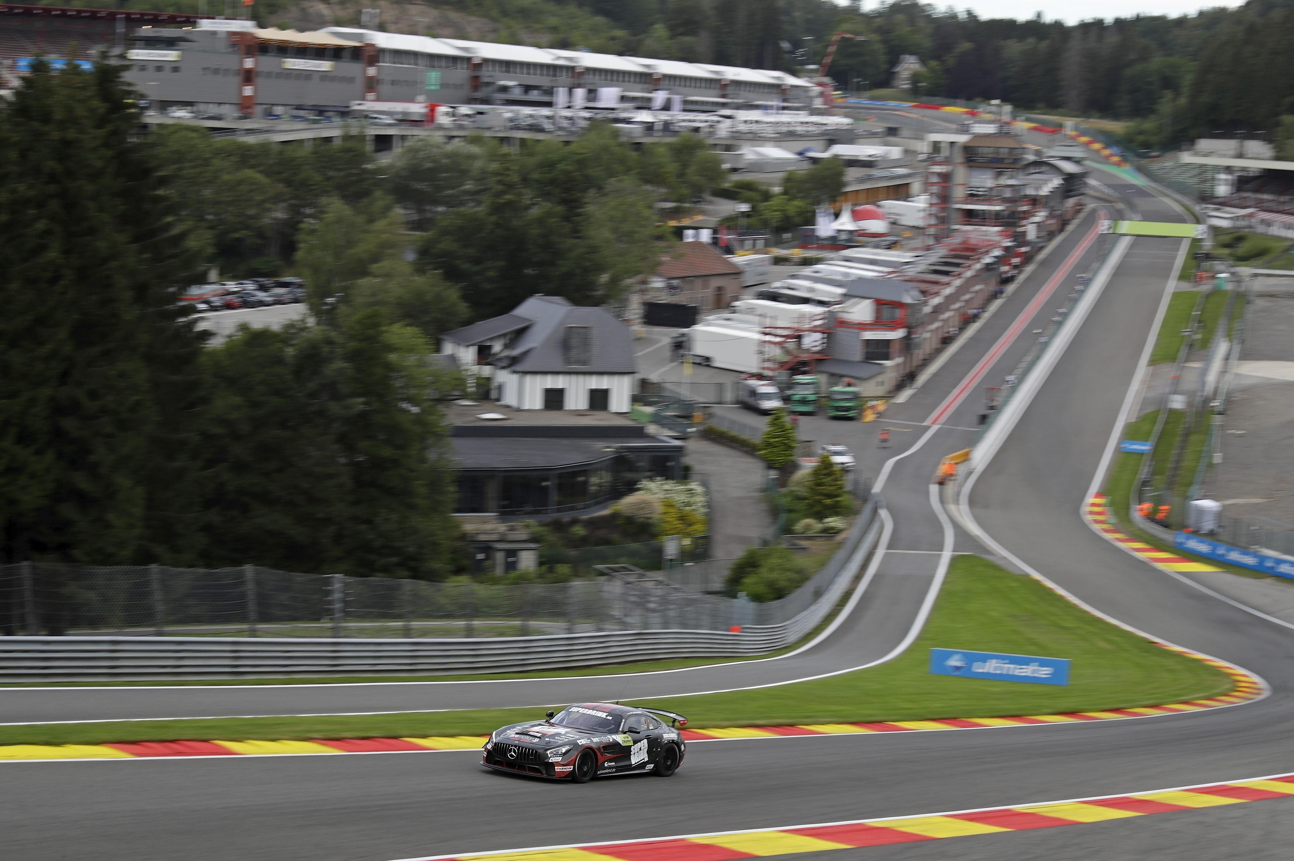 Jan Philipp Springob Superdrink by Bremotion Mercedes-AMG DTM Trophy Spa-Francorchamps