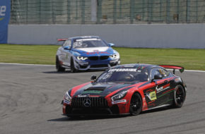 Tim Heinemann HP Racing International Mercedes-AMG DTM Trophy Spa