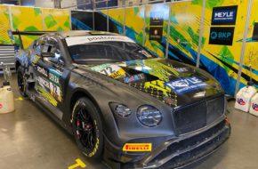 T3 Motorsport Bentley Continental GT3