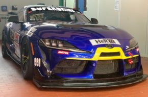 Ring Racing Toyota GR Supra