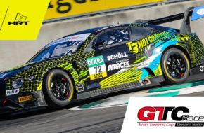 Hugo Sasse T3 Motorsport Bentley Continental GT3