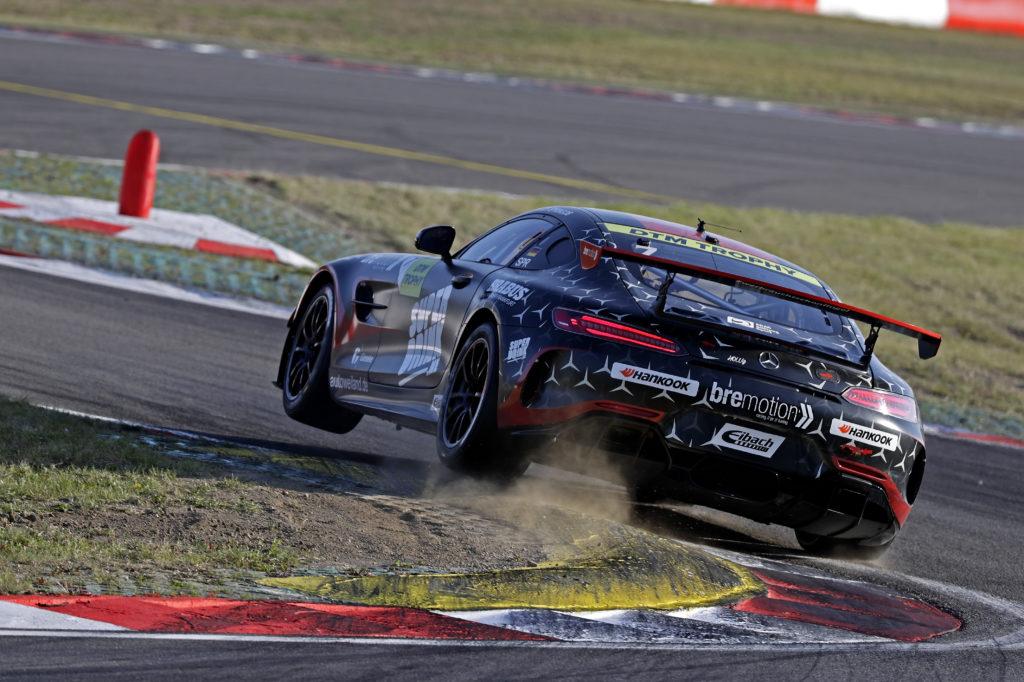 Jan Philipp Springob SUPERDRINK by Bremotion Mercedes-AMG DTM Trophy Nürburgring