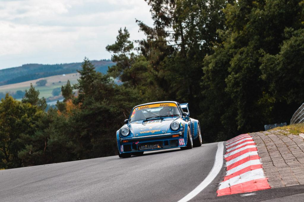 Andreas Gülden Porsche Turbo Youngtimer Trophy 24h Classic Nürburgring